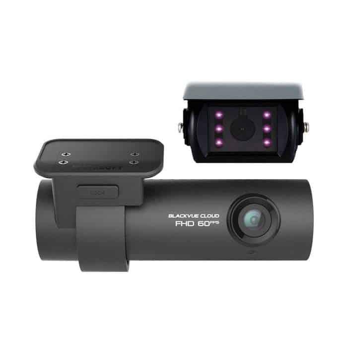 10. BlackVue DR750S-2CH IR Truck Dash Cam