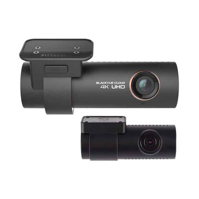 1. BlackVue DR900S-2CH 4K Dash Cam