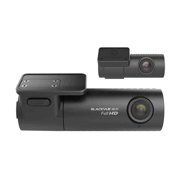 8. BlackVue DR590W-2CH WiFi Dash Cam