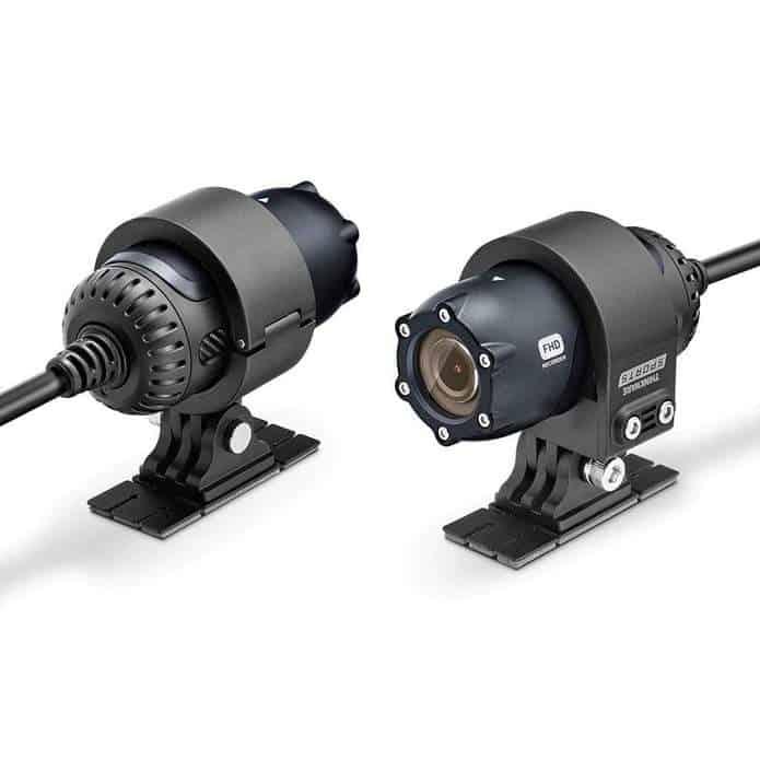 9. Thinkware M1 Motorsport Dual Channel WiFi Dash Cam