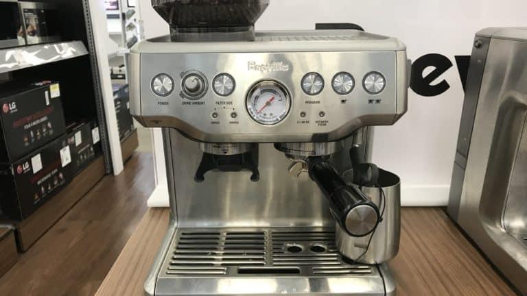 Breville BES870XL Barista Express Espresso Machine Canada