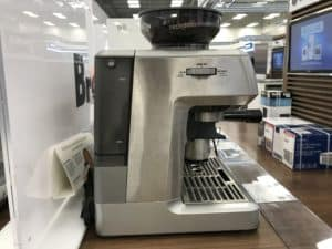 Features Of The Breville BES870XL Barista Express Espresso Machine