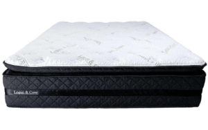 Logan & Cove Luxury Hybrid Pillow-Top Mattress