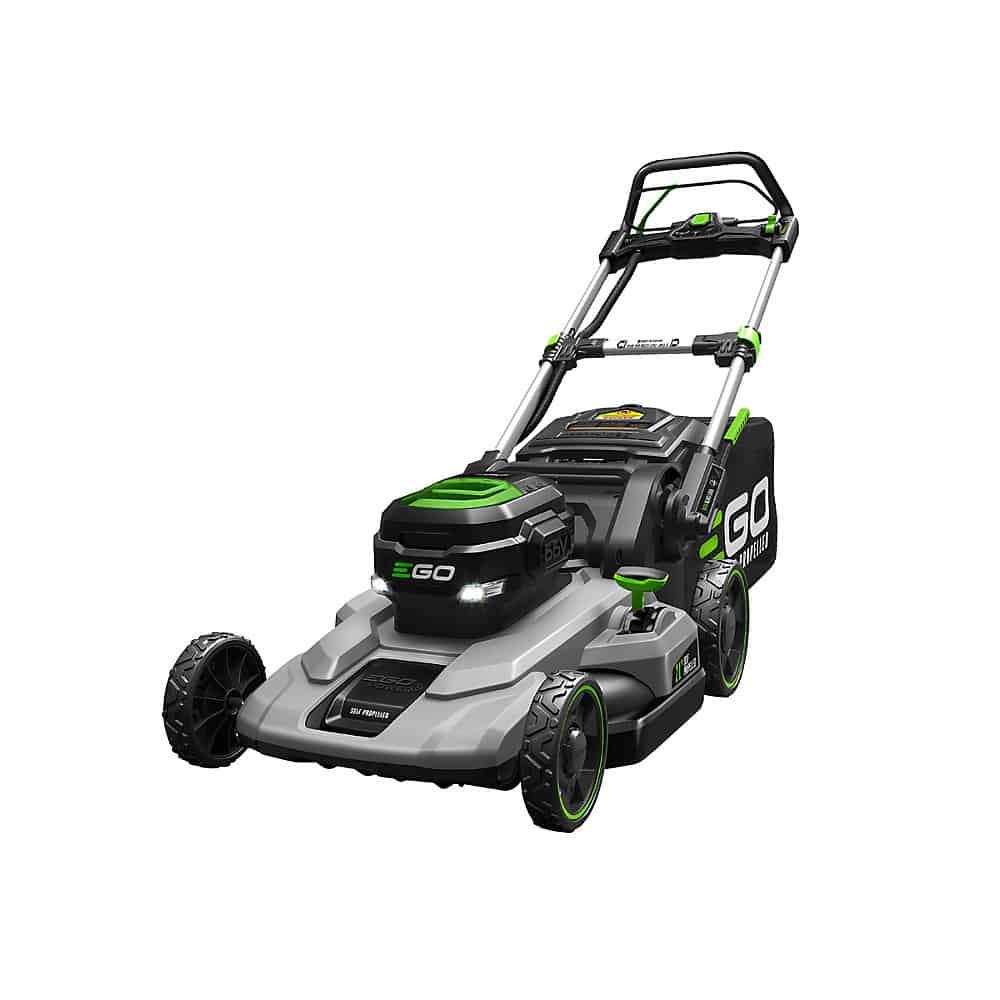1. EGO POWER+ LM2102SP Lawn Mower