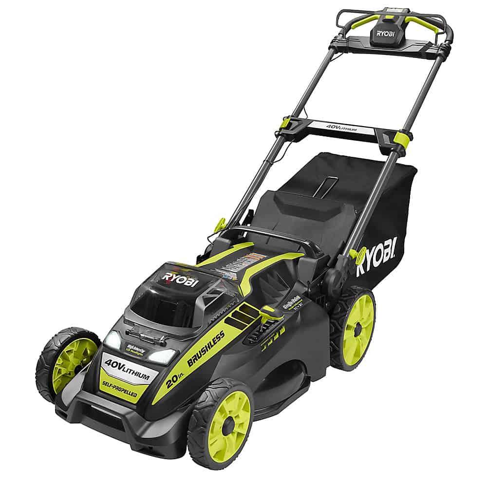 RYOBI RY40190 Lawn Mower