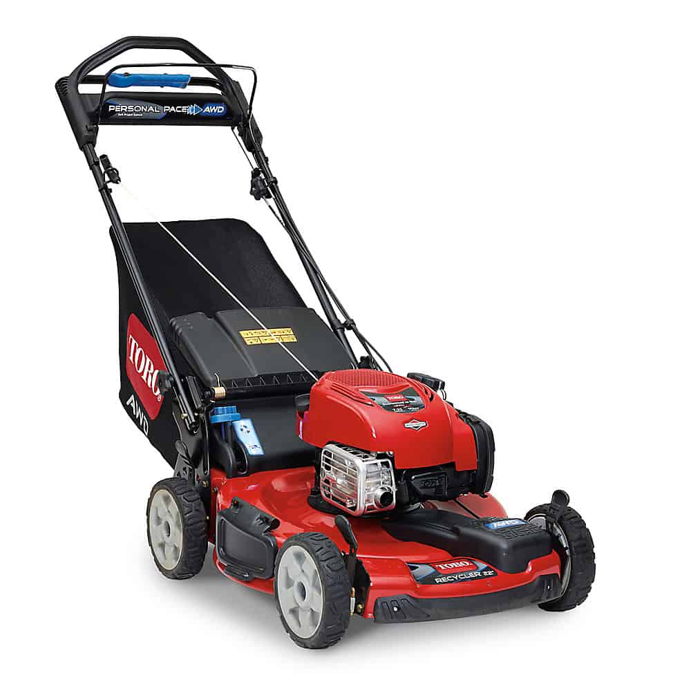 2. Toro Recycler 20353 Lawn Mower