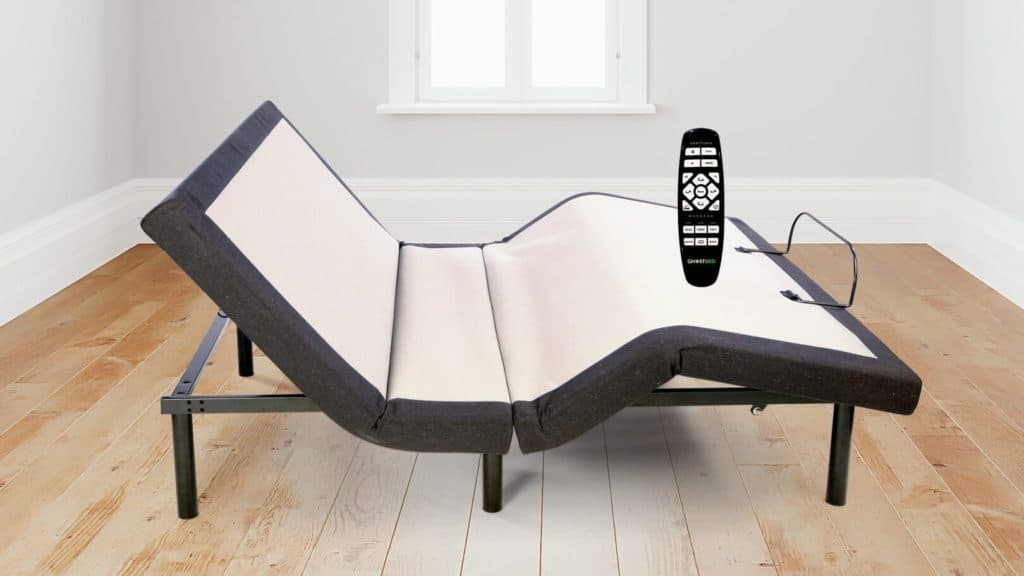GhostBed Adjustable Bed