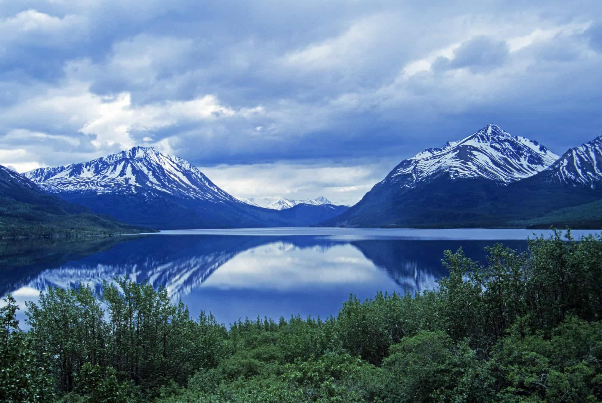 Coast Mountains (Yukon Territory, B.C.)