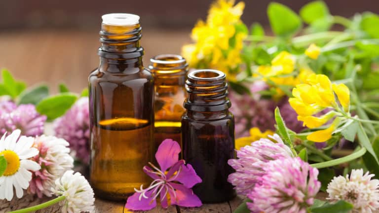 How Essential Oils Can Lull You Into A Restful Sleep
