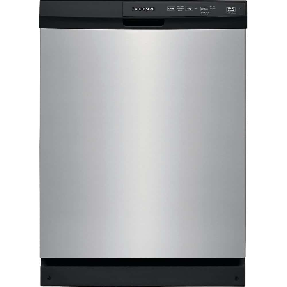 10. Frigidaire FFCD2413US Dishwasher