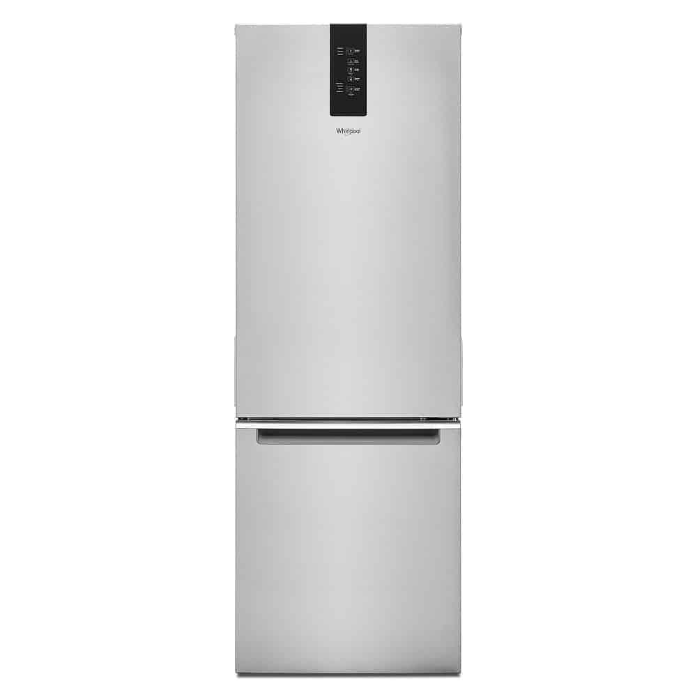 Whirlpool WRB543CMJZ 24-inch Bottom Freezer Refrigerator