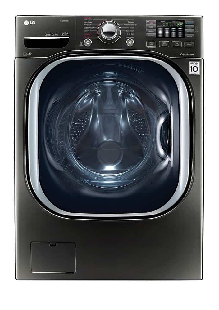 LG Electronics WM4370HKA Ultra Large Capacity Front Load TurboWash Washer