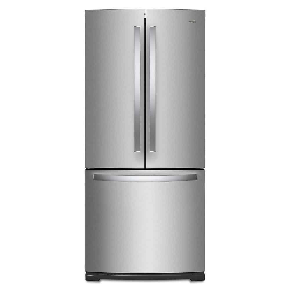 Whirlpool WRF560SFHZ 30-inch French Door Refrigerator