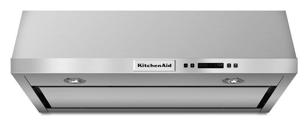 KitchenAid KVUB600DSS 30-inch Under Cabinet Range Hood