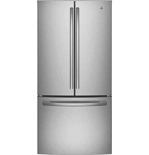 GE GWE19JSLSS 33-inch French Door Refrigerator
