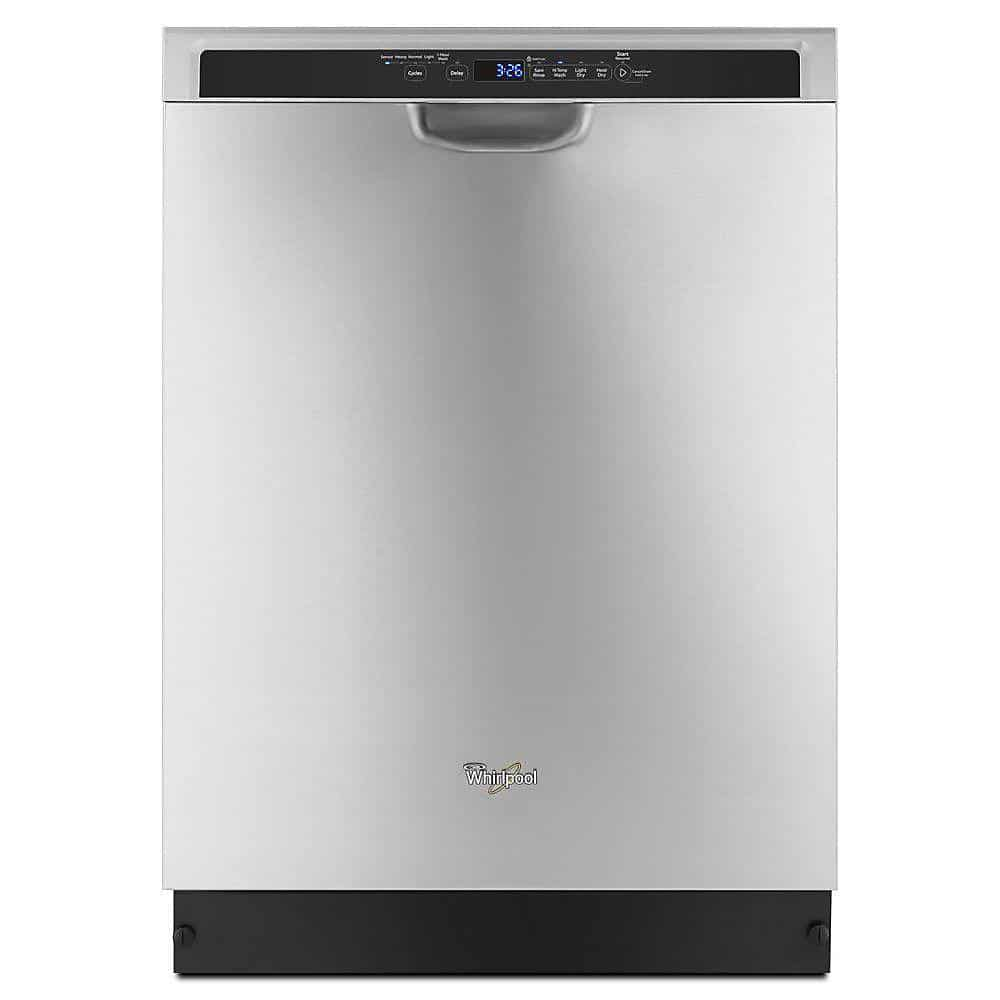 5. Whirlpool WDF560SAFM Front-Control Dishwasher
