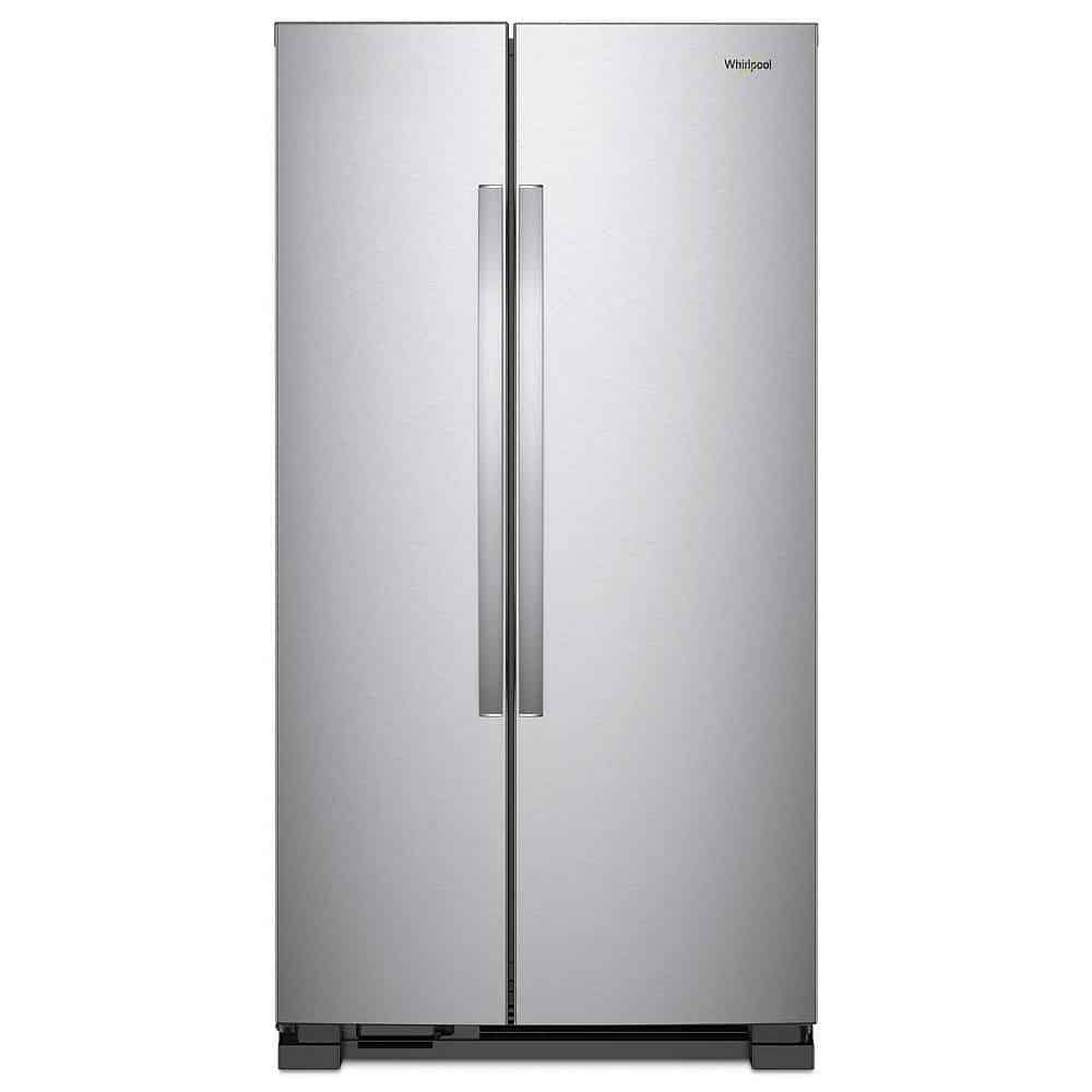 Whirlpool WRS312SNHM 33-inch Side by Side Refrigerator
