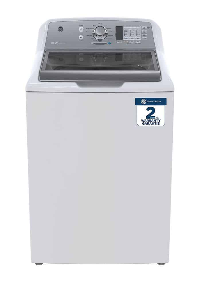 GE GTW680BMMWS High Efficiency Top Load Washer