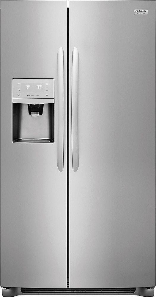 Frigidaire Gallery 36-inch Side by Side Refrigerator