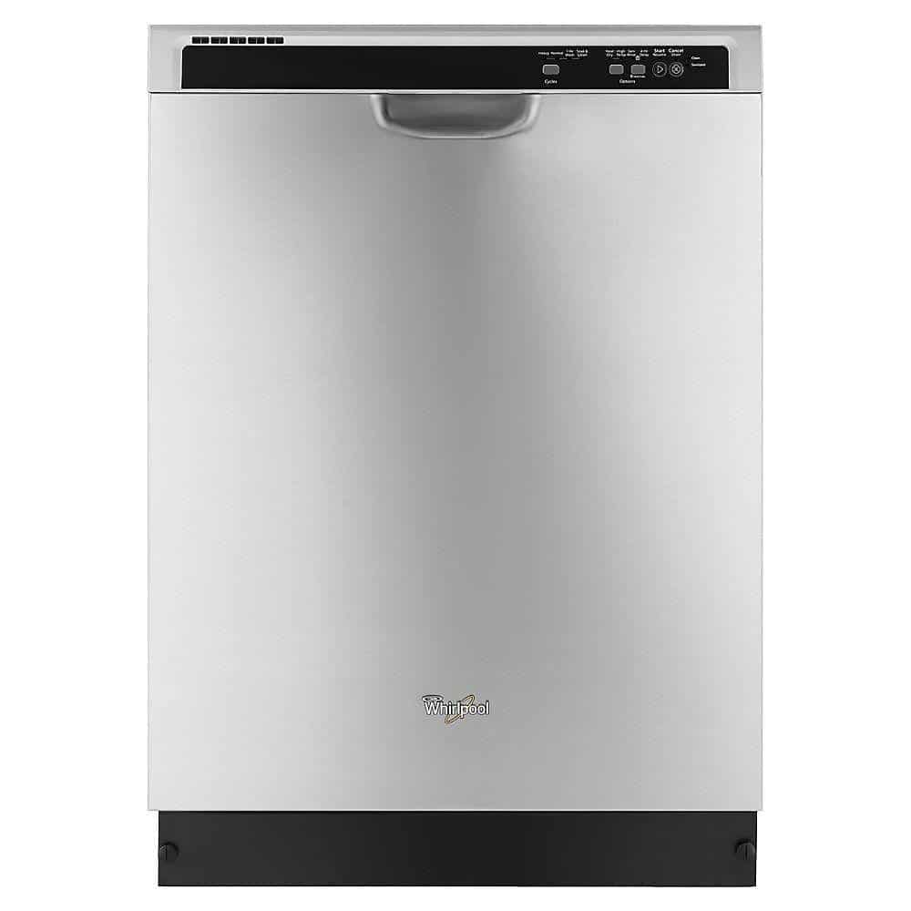 8. Whirlpool WDF520PADM Front Control Tall Tub Dishwasher