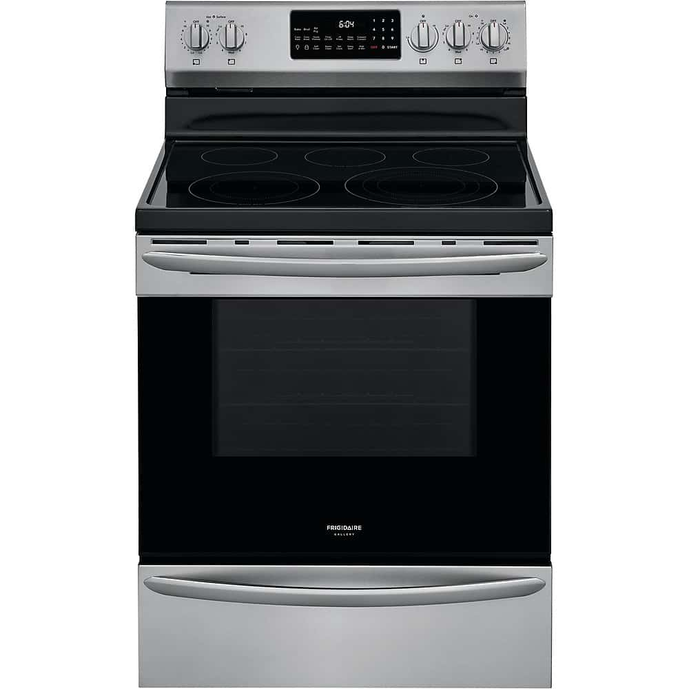 Frigidaire Gallery GCRE306CAF Freestanding Electric Range