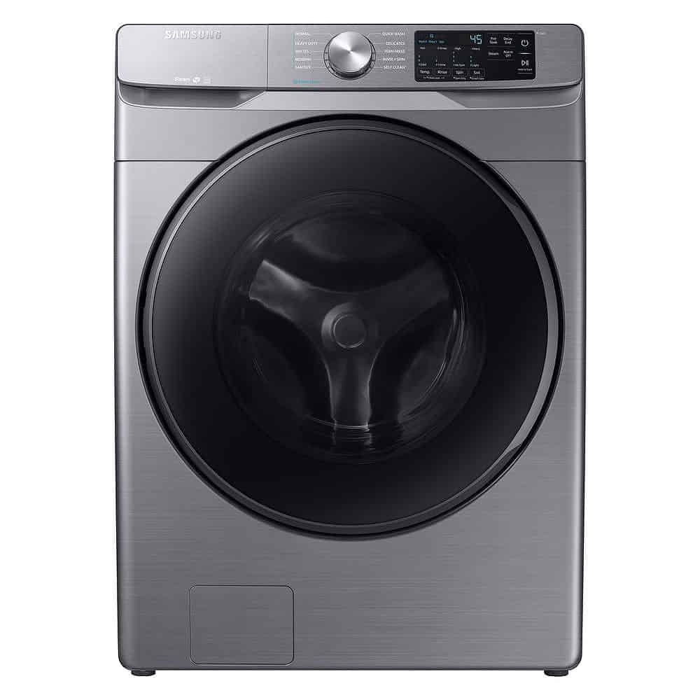 Samsung WF45R6100AP Front Load Washer With Steam