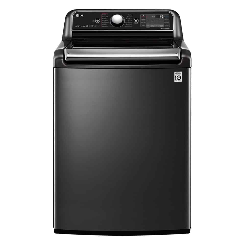 LG Electronics WT7850HBA Top Load Steam Washer
