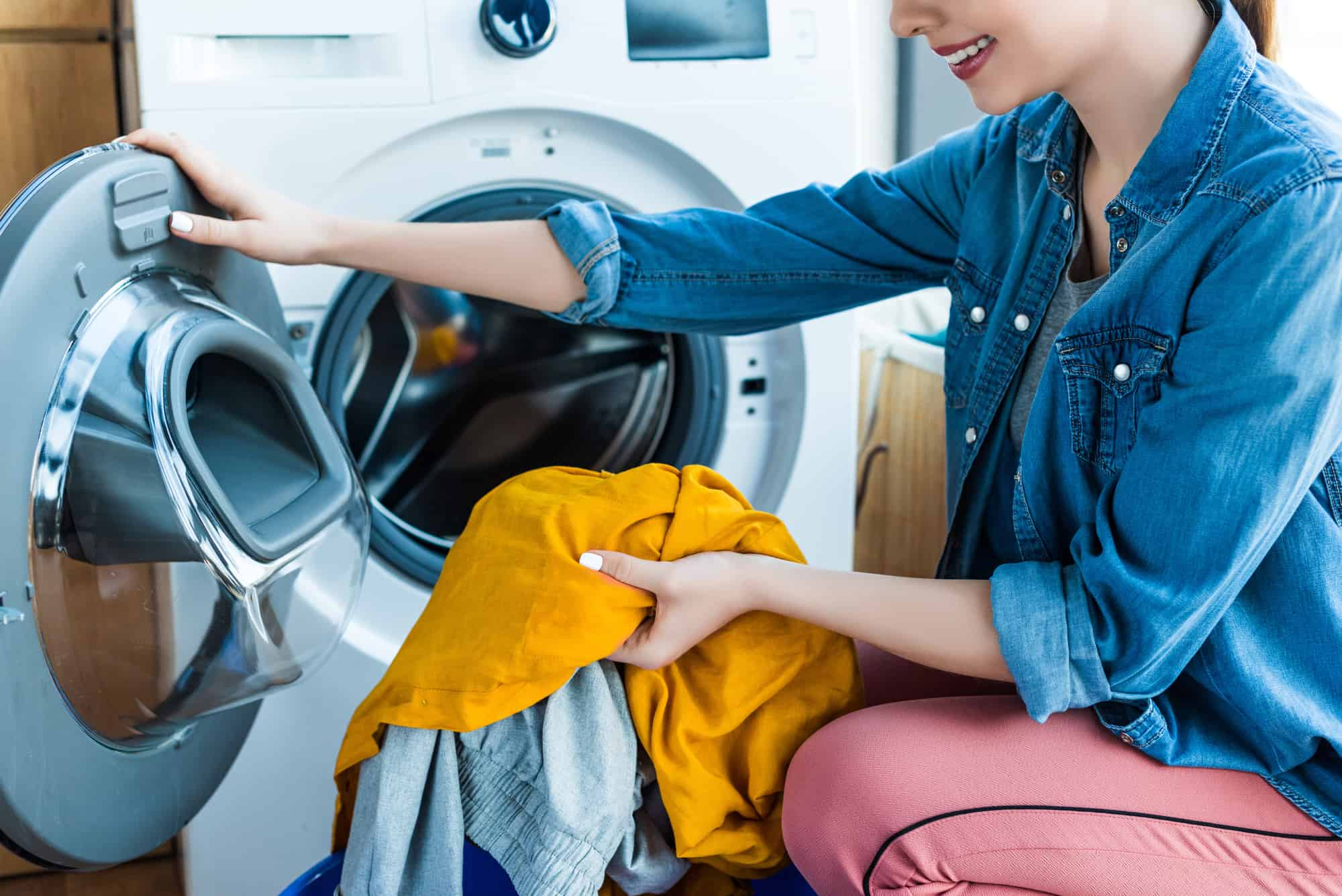 Why Pay More For A Washing Machine?