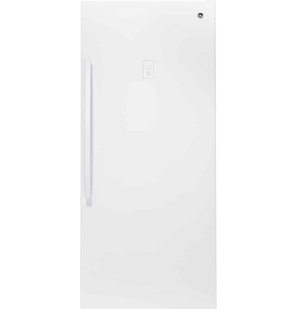 GE FUF21DLRWW 21.3 cu. Ft. Frost-Free Upright Freezer