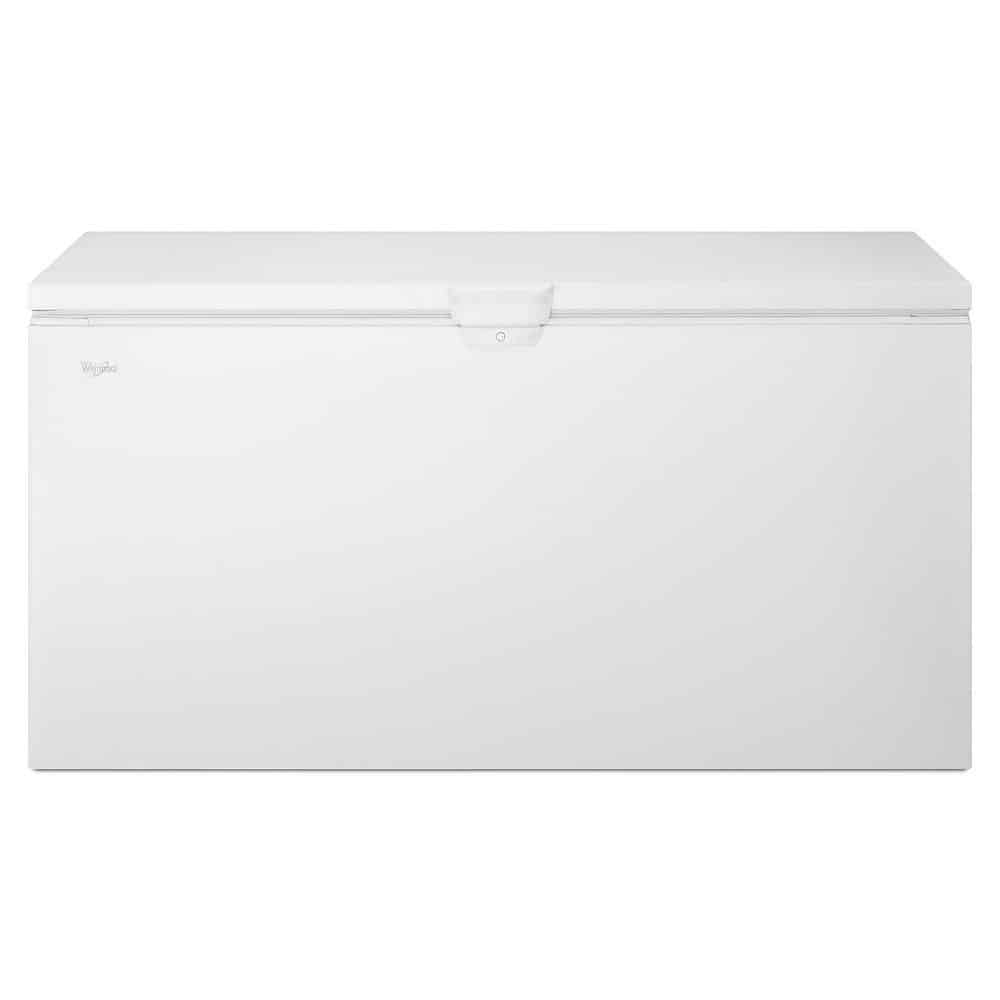 Whirlpool WZC3122DW 22 cu. ft. Chest Freezer