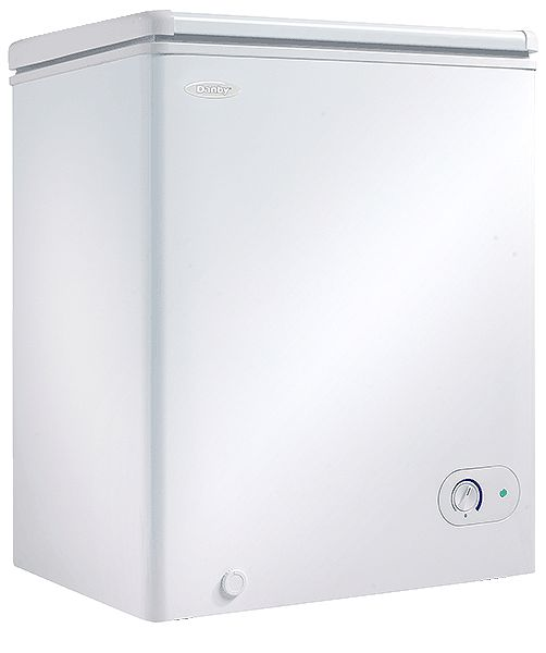 Danby DCF038A2WDB-3 3.8 cu. ft. Chest Freezer