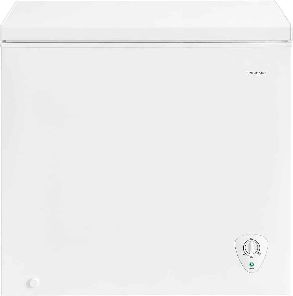 Frigidaire FFFC07M2UW 7.2 cu. ft. Chest Freezer