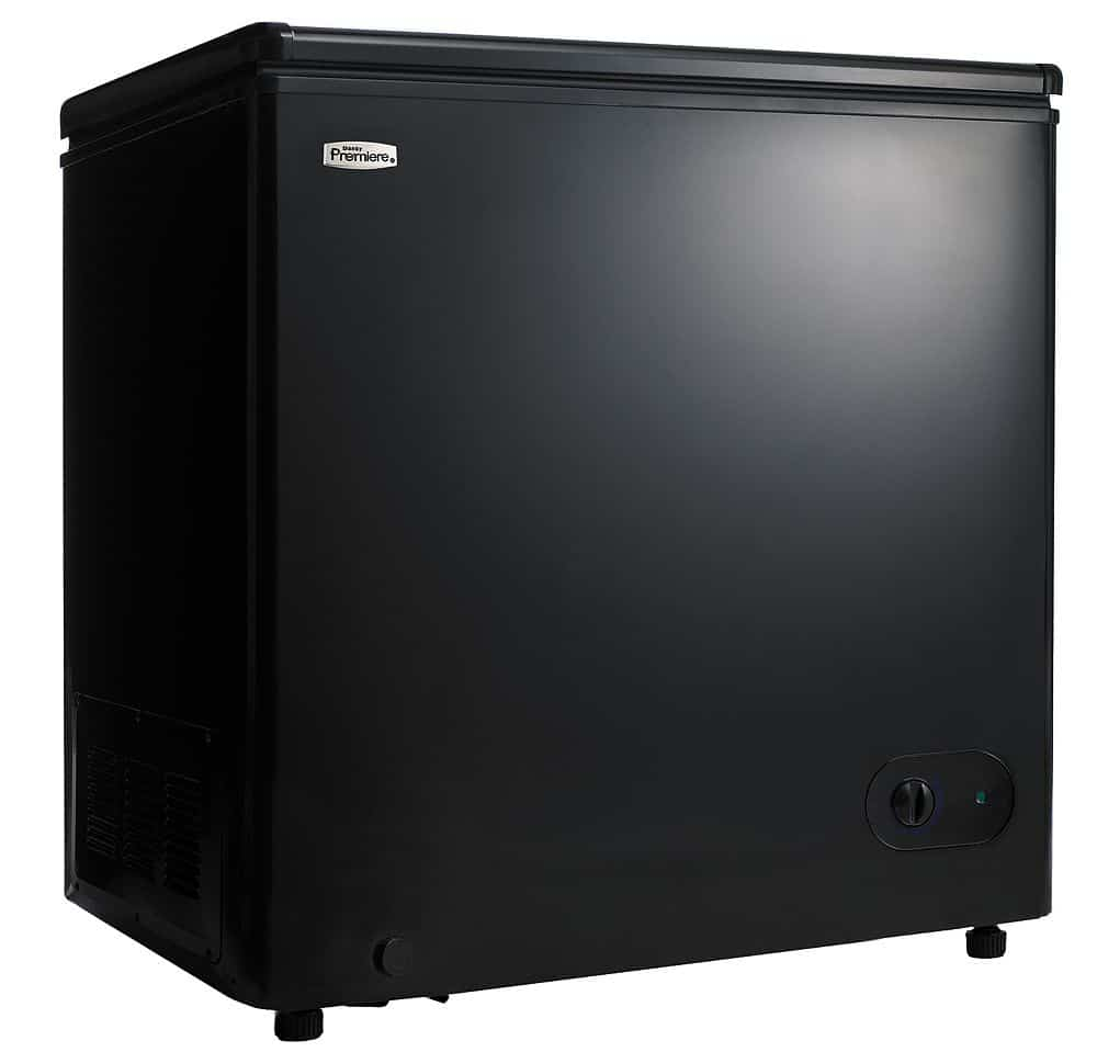 Danby DCF055A2BP 5.5 cu. ft. Chest Freezer