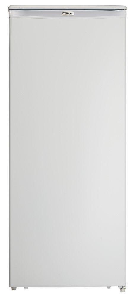 Danby Premiere DUFM085A3WP 8.5 cu. ft. Upright Freezer