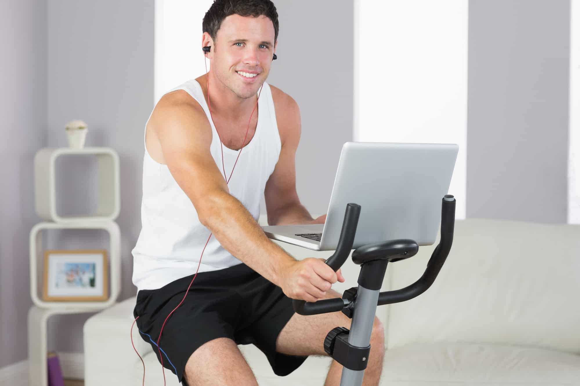Benefits Of Exercise Bikes Over Road Bikes