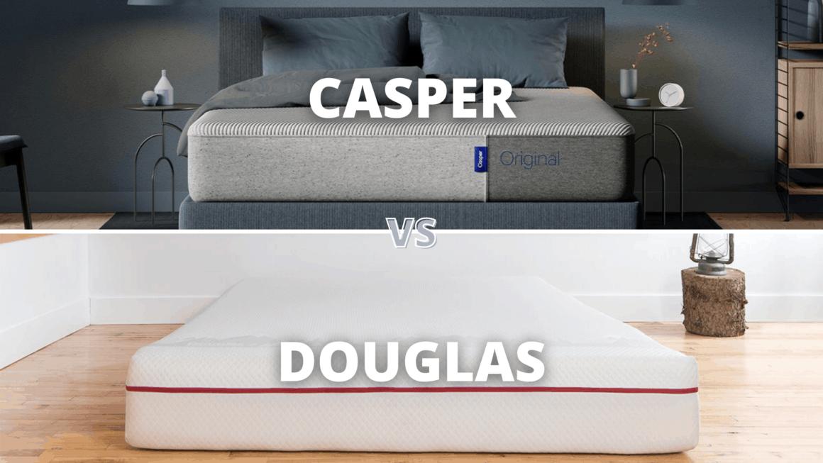Casper Vs Douglas Mattress Canada 2021 – Comparison Review