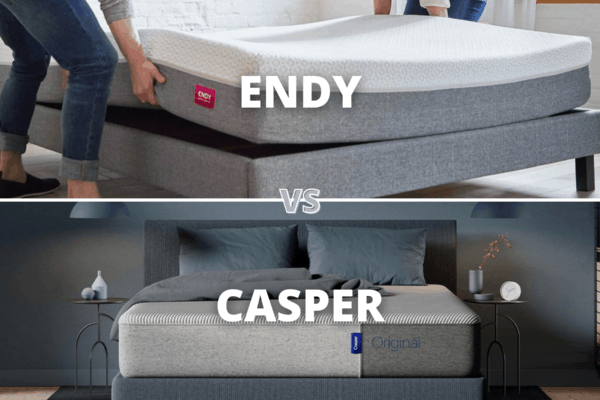 Endy Vs Casper Mattress Canada 2021 – Comparison Review