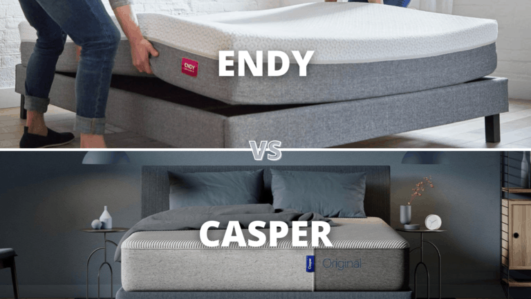 Endy Vs Casper Mattress Canada