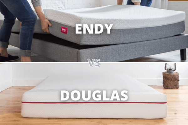 Endy Vs Douglas Mattress Canada 2021 – Comparison Review