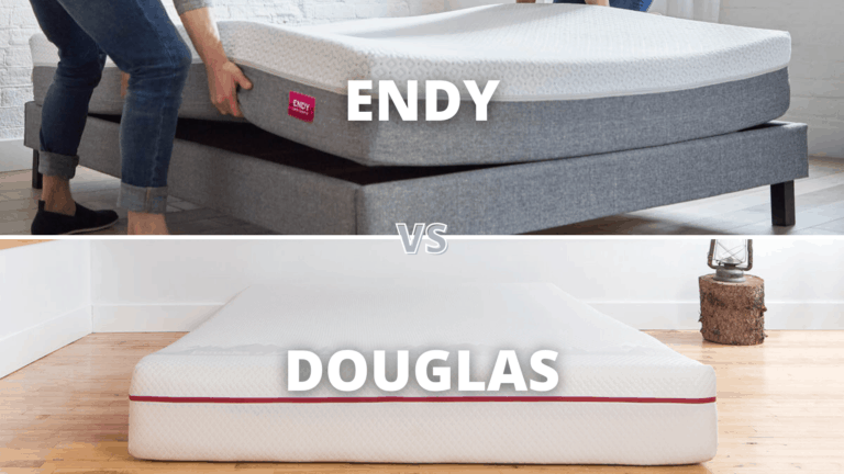 Endy Vs Douglas Mattress Canada