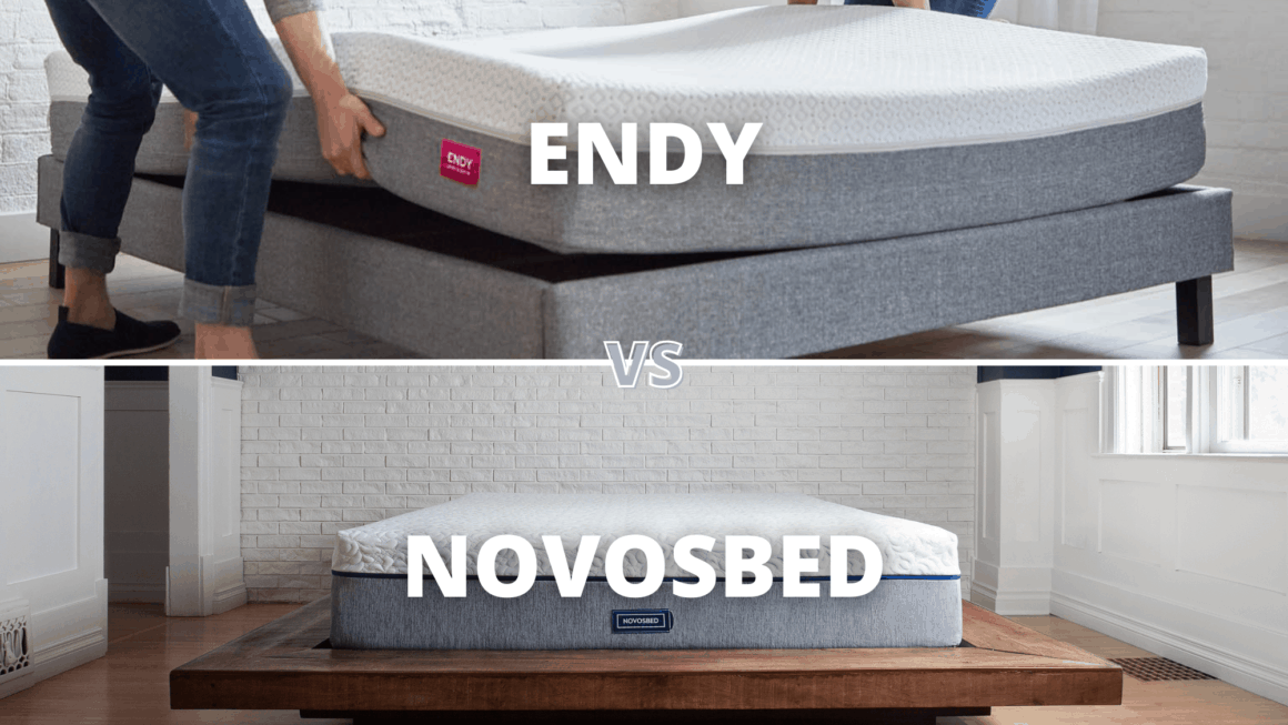 Endy Vs Novosbed Mattress Canada 2020 – Comparison Review