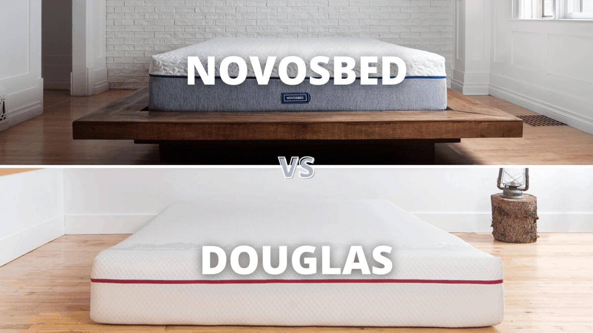 Novosbed Vs Douglas Mattress Canada 2021 – Comparison Review