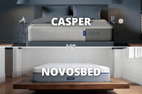 Novosbed Vs Casper Mattress Canada 2021 – Comparison Review