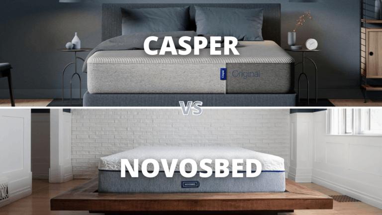 Novosbed Vs Casper Mattress Canada