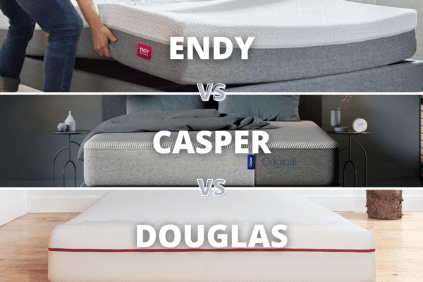 Endy Vs Casper Vs Douglas Mattress Canada 2021 – Comparison Review
