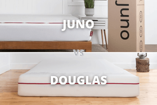 Juno Vs Douglas Mattress Canada 2021 – Comparison Review