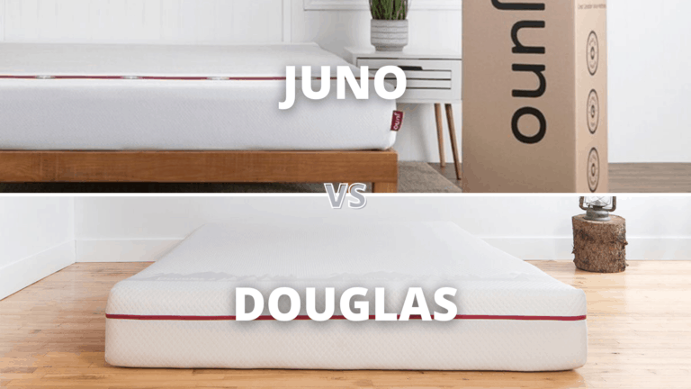 Juno Vs Douglas Mattress Canada