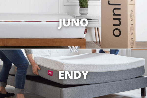 Juno Vs Endy Mattress Canada 2020 – Comparison Review