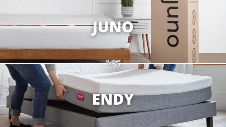 Juno Vs Endy Mattress Canada