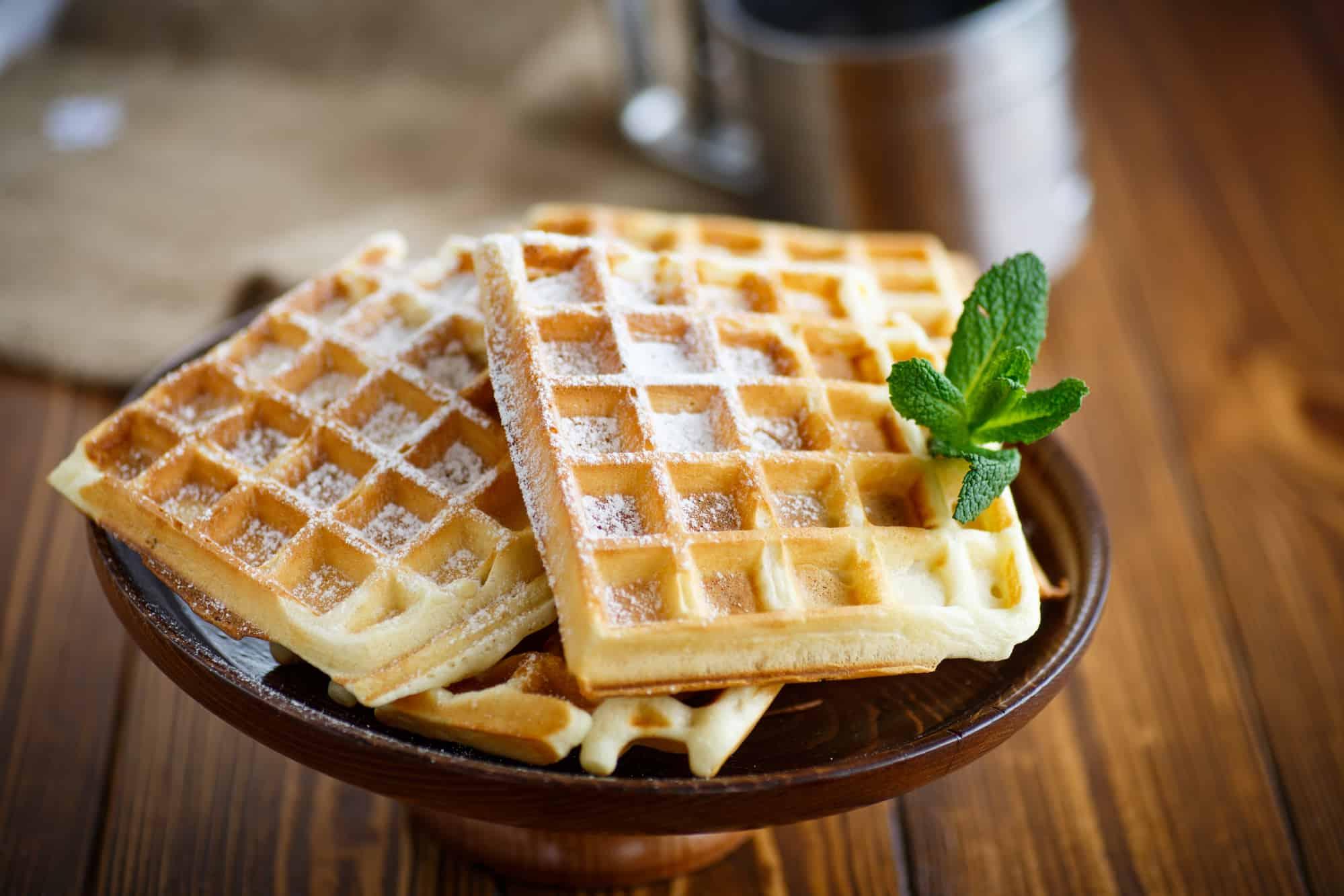 Waffles Around The World